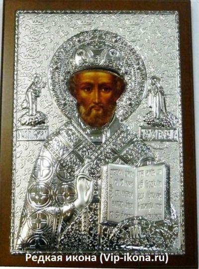 Иконы Святого Николая мужчине на 23 февраля