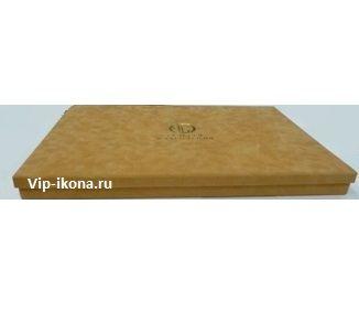 Подарочная коробка «Галерея Благолепия» для иконы размером 19*25см. (арочная)