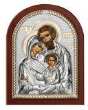 Серебряная икона Святое Семейство Valenti & Co купить инетрнет
